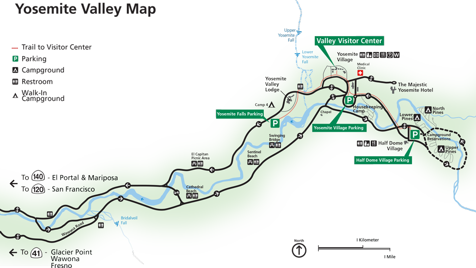 Valley Map
